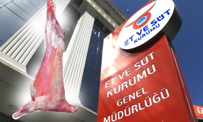 Marketlere kasaplara ithal kuzu eti satacak