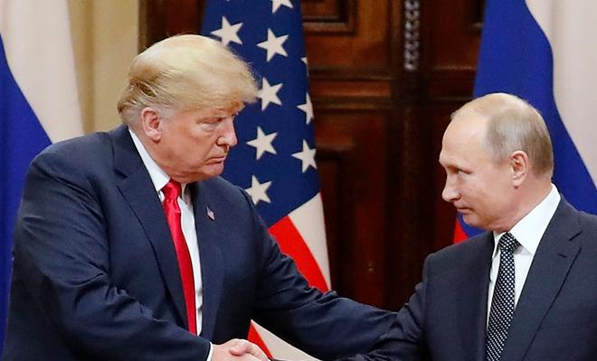 Trump'tan Rusya'ya G7 için yeşil ışık