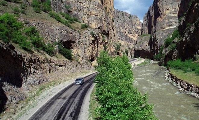 Cehennem Deresi Kanyonu`nda `etkileyici` yolculuk