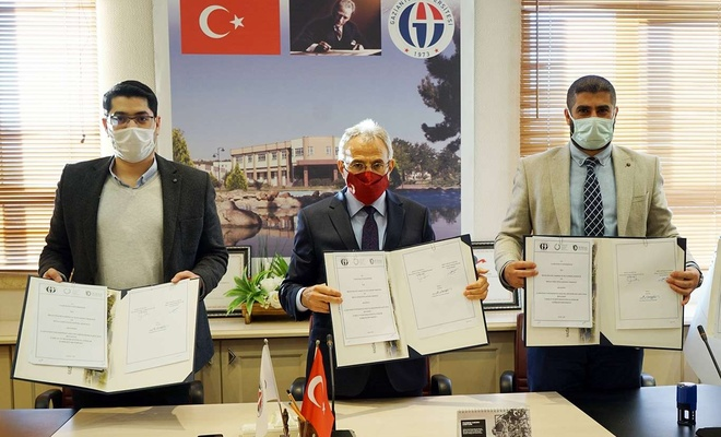 Azez İslami İlimler Fakültesi inşası için işbirliği protokolü imzalandı