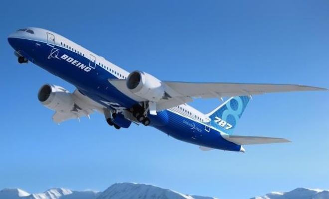 Boeing 12 Milyar dolarlık rekor zarar açıkladı