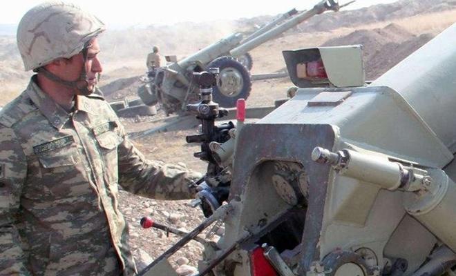 Azerbaycan ordusu işgal altındaki Şuşa'ya yaklaştı