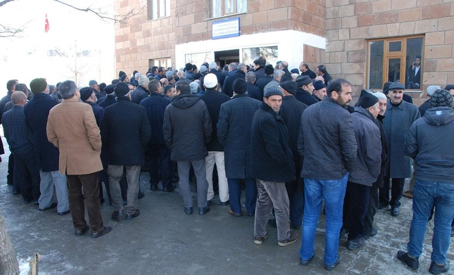 Şeyh Abdülkerim Çevik'in taziyesine ziyaretler devam ediyor
