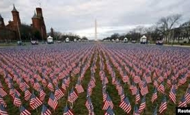 ABD'de Kovid-19'dan ölenlerin sayısı 411 bini geçti