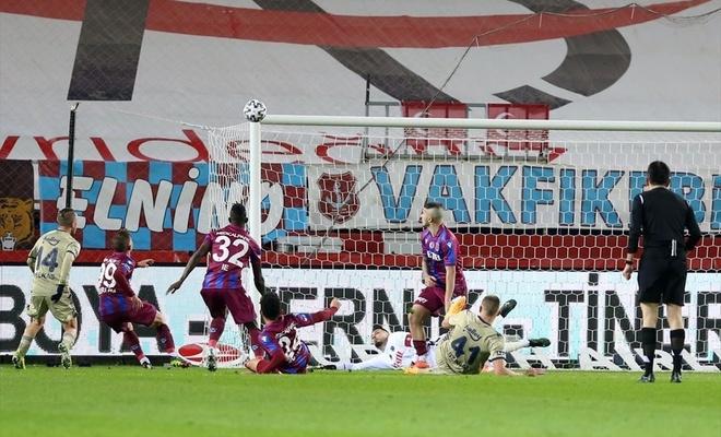 Kritik maçta kazanan Fenerbahçe