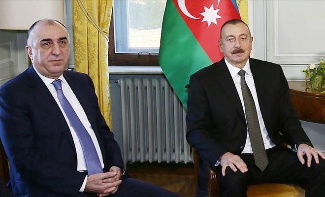 Azerbaycan Cumhurbaşkanı Aliyev bakanı görevden aldı