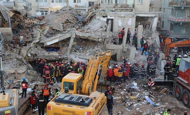 İçişleri Bakanlığı: Depremzedelerin yaraları hızla sarılıyor