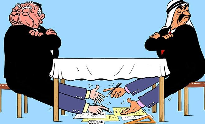 BAE'den Filistin davasına bir ihanet daha!