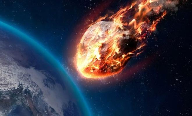 NASA: Tehlike potansiyeli olan bir göktaşı Dünya'ya yaklaşıyor