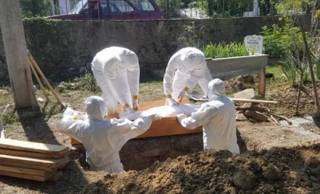 Evine gelen misafirden koronavirüs kapan şahıs hayatını kaybetti