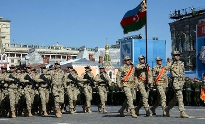 Azerbaycan ile Ermenistan'ın asker ve silah mukayesesi