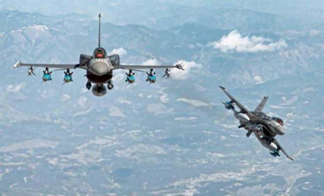Zap bölgesinde 2 PKK'li düzenlenen hava operasyonuyla öldürüldü