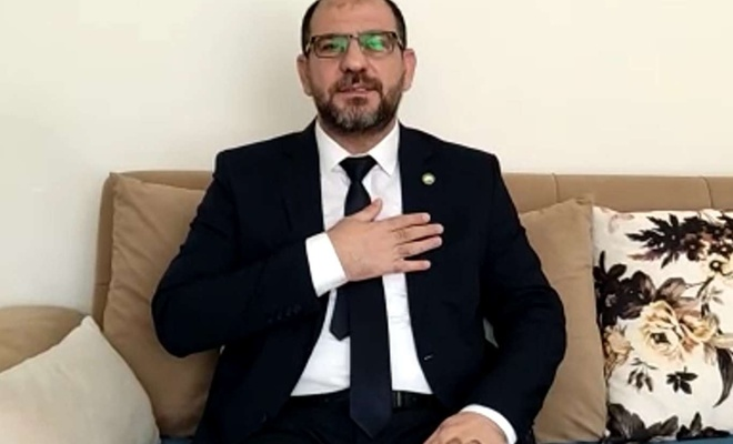 HÜDA PAR Manisa İl Başkanı Sait Seyitoğlu'ndan Ramazan Bayramı mesajı