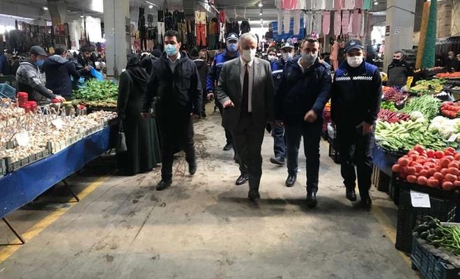 Kocaeli'de Covid-19 tedbirlerine uymayan 325 kişiye para cezası