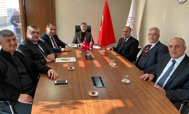 Gaziantep Ticaret Borsa'sından Antep fıstığına destek talebi