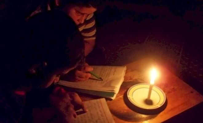 ''Ülke genelinde eş zamanlı elektrik kesintisi'' iddiası