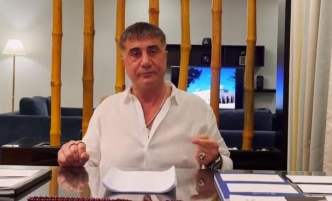 Sedat Peker'in sosyal medya hesaplarına engel!