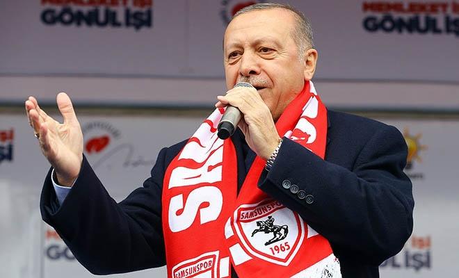 Cumhurbaşkanı Erdoğan: Anketçilerin değil milletin sözü kıymetli