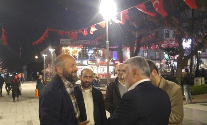Trabzonlulardan HÜDA PAR Genel Başkanı Yapıcıoğlu`na sıcak ilgi