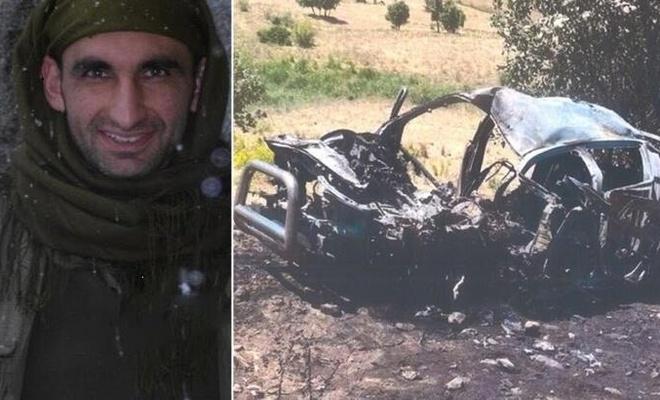 Kırmızı kategoride aranan PKK'li Ulaş Doğan öldürüldü