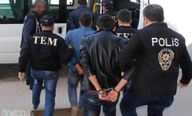 Gaziantep`te PKK operasyonu: 24 gözaltı
