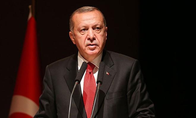 Erdoğan: 2023 hedeflerimize doğru kararlılıkla yürümeye devam edeceğiz