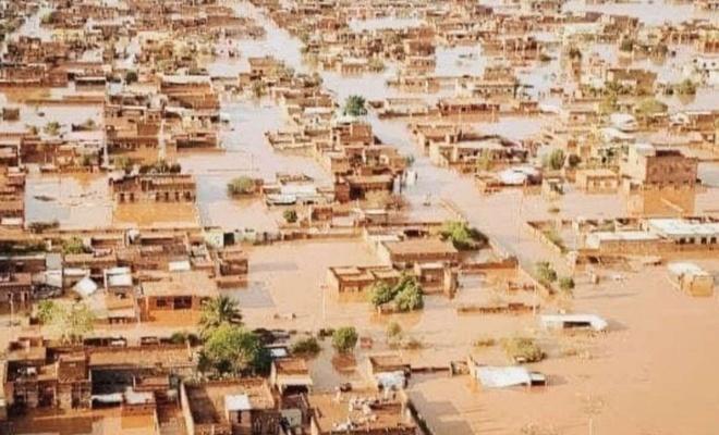 Sudan'daki sel ve taşkınlarda hayatını kaybedenlerin sayısı 124'e yükseldi