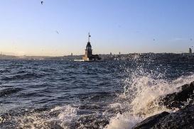 Marmara`da fırtına uyarısı