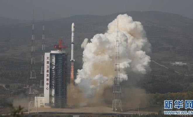 Çin, 2 çevresel gözlem uydusu fırlattı