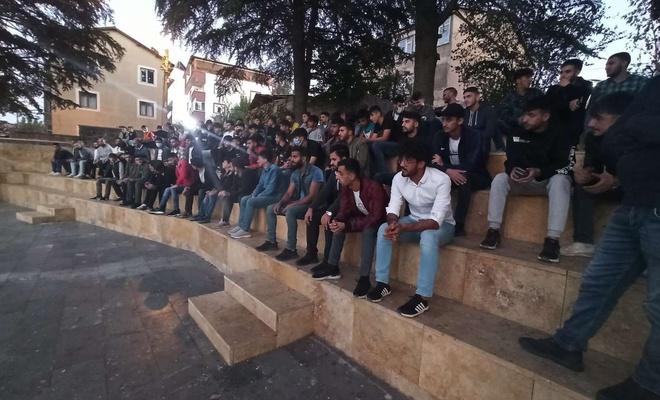 """Bingöl'de """"Uyuşturucuya karşı Gençlik buluşması"""" semineri düzenlendi"""