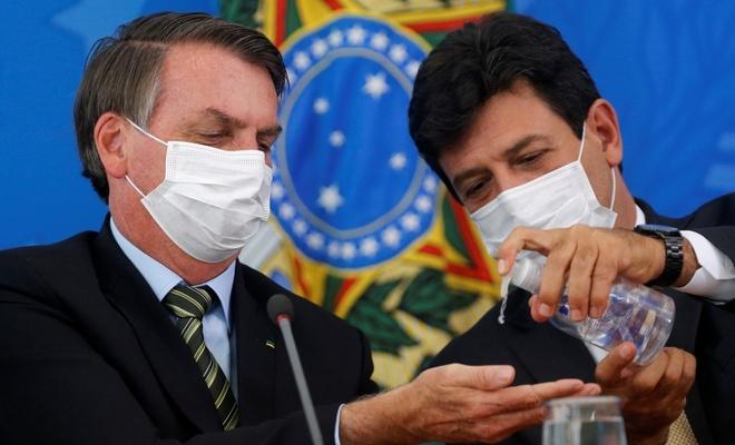 Brezilya'da son 24 saatteki vaka sayısı açıklandı