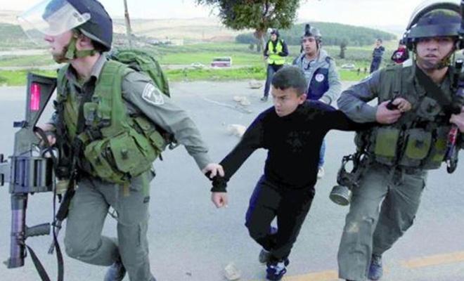 İşgal rejimi, aralarında kadın ve çocukların da olduğu 350 Filistinliyi esir aldı