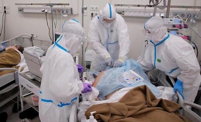 ABD'de koronavirüs patlaması! Sağlık sistemi alarm veriyor