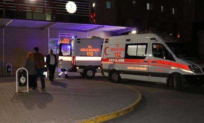 Gaziantep'te taziye dönüşü kaza: 3 ölü 2 yaralı