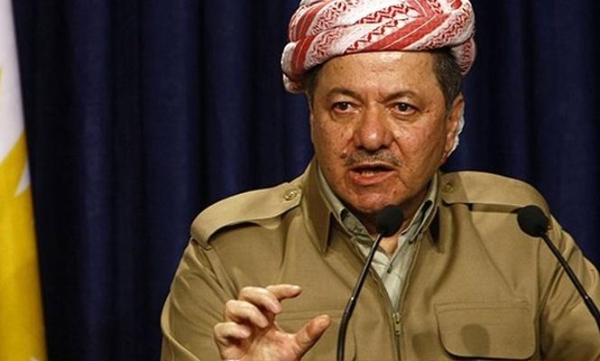 Barzani`den Kerkük açıklaması