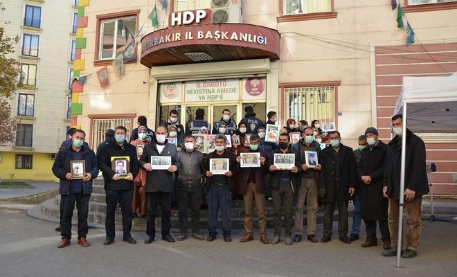 Diyarbakır'da evlat nöbeti tutan ailelerden AİHM'nin Demirtaş kararına tepki