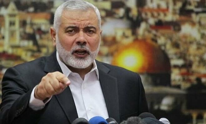 Hamas lideri Heniyye'den İslam ülkelerine çağrı
