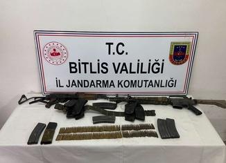 Bitlis'te bir PKK mensubu öldürüldü