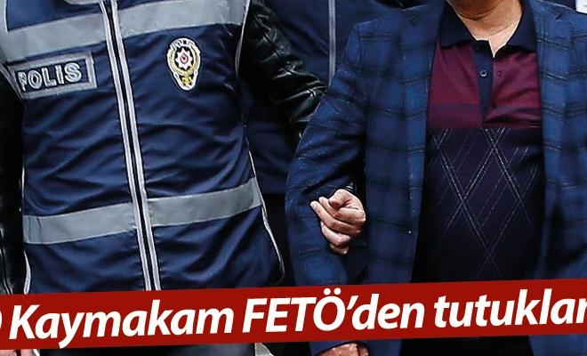 30 Kaymakam FETÖ`den tutuklandı