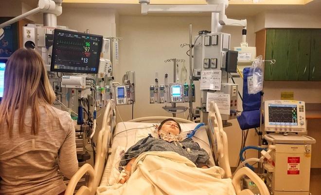 Temizlik maddesi içen çocuk, 303. ameliyatını oldu