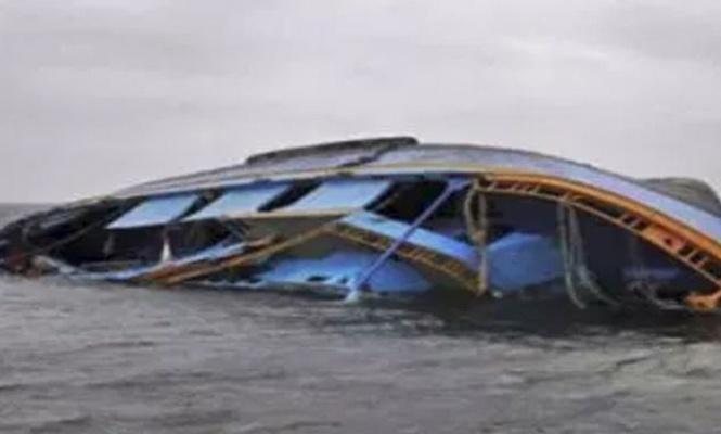 Tekne kazası: 50 ölü