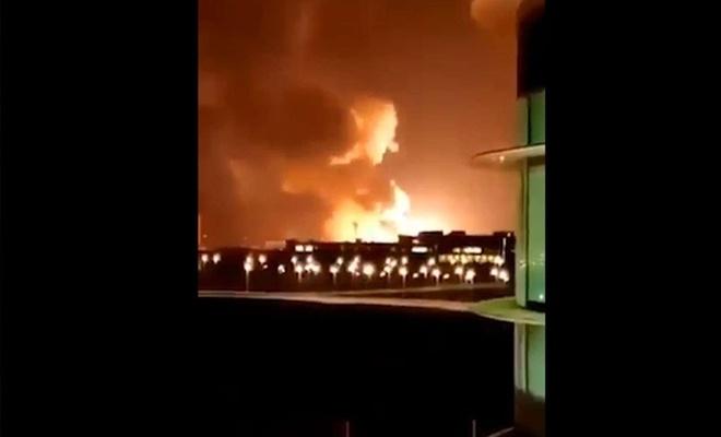 Ensarullah: Suudi Aramco'ya fırlattığımız füzeler isabet etti