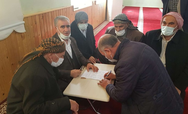 Siirt'te Duderan aşireti düğün takılarına sınırlama kararı aldı
