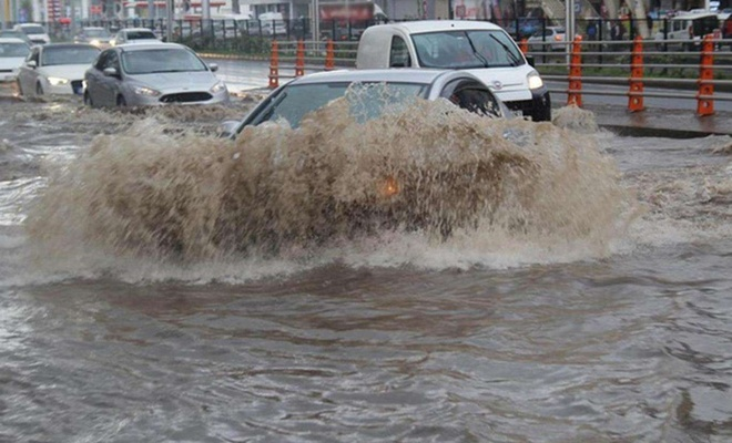 Bu illerimiz için sel uyarısı!