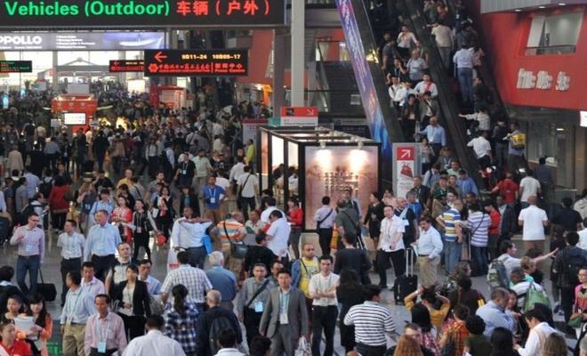 Çin`de Guangzhou Fuarı başlıyor