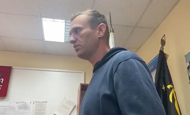 AB'den, Rusya'ya Navalny'i serbest bırak çağrısı