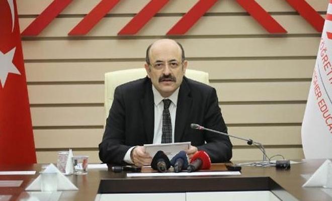 YÖK Başkanı Saraç duyurdu: Uzaktan eğitimde yeni dönem
