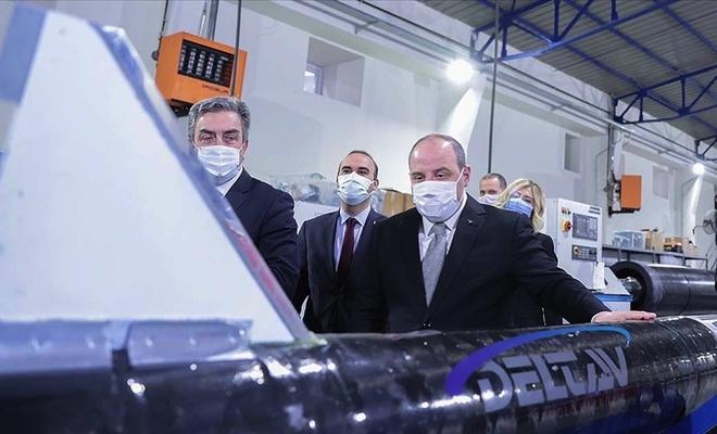 Türkiye'nin 2 yıl sonra aya göndereceği Roket Sistemi başarıyla test edildi
