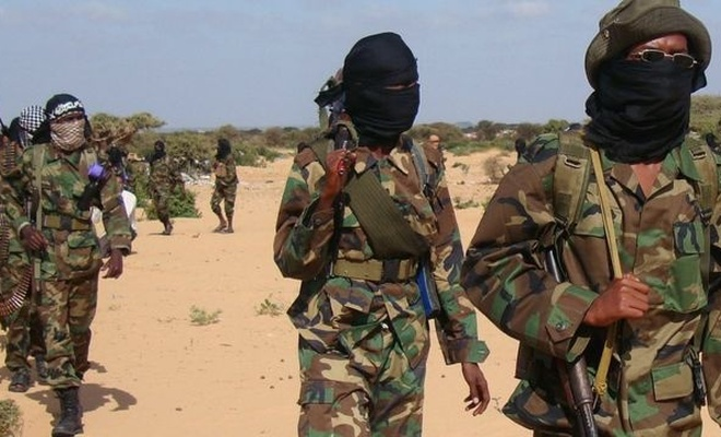 Somali'de Eş-Şebab operasyonu