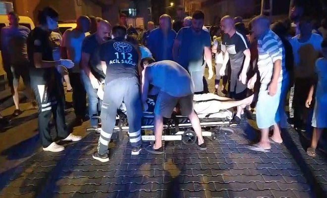 Adana'da aileler arasında silahlı kavga: 2 kişi yaralı